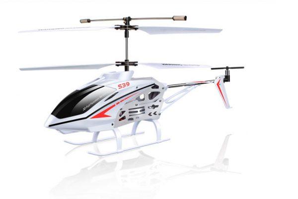 هلیکوپتر کنترلی دوموتوره سایما s39