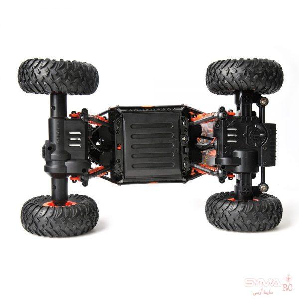 شاسی ماشین کنترلی صخره نورد Wl Toys 18428-B