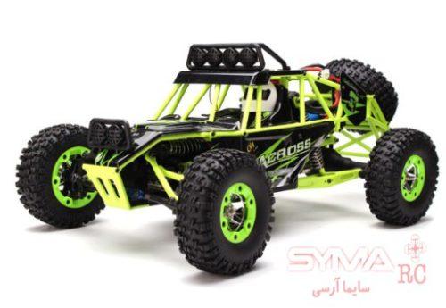 ماشین کنترلی الکتریکی WL Toys 12428