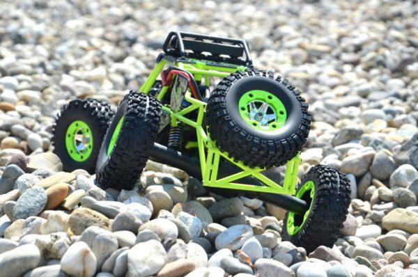 ماشین کنترلی صخره نورد WL Toys 12428