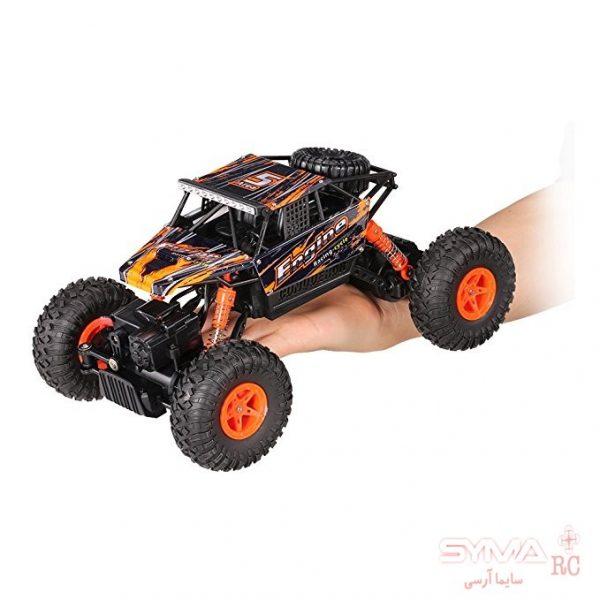 ابعاد ماشین کنترلی WL toys 18428-B