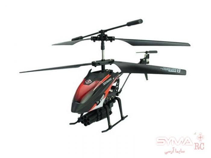 هلیکوپتر کنترلی تیر انداز وی ال تویز V398