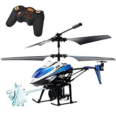 هلیکوپتر کنترلی آب پاش WL Toys V319