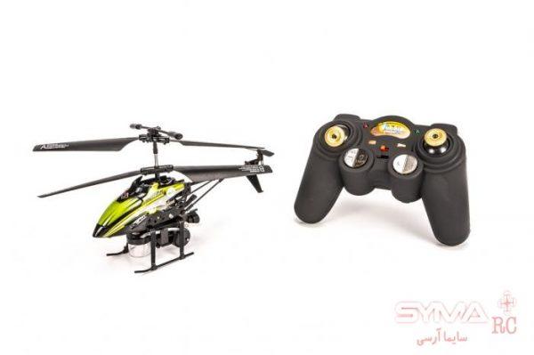 هلیکوپتر کنترلی حباب ساز