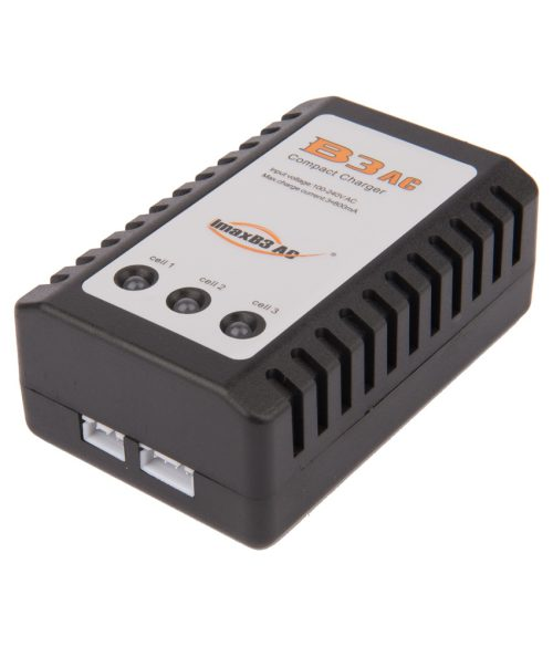 شارژر باتری سه سلولی b3 برند imax