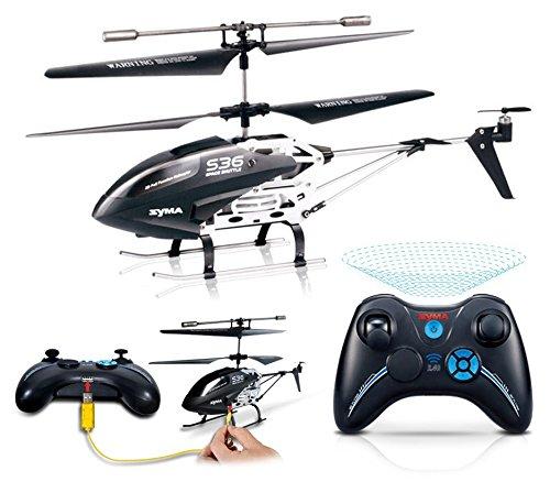 شارژ هلیکوپتر کنترلی s36