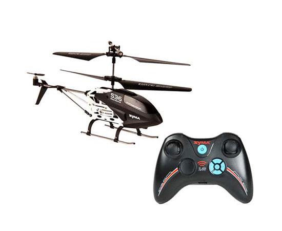 هلیکوپتر کنترلی s36 سایما