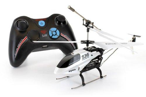رادیو کنترل هلیکوپتر کنترلی s36 سایما