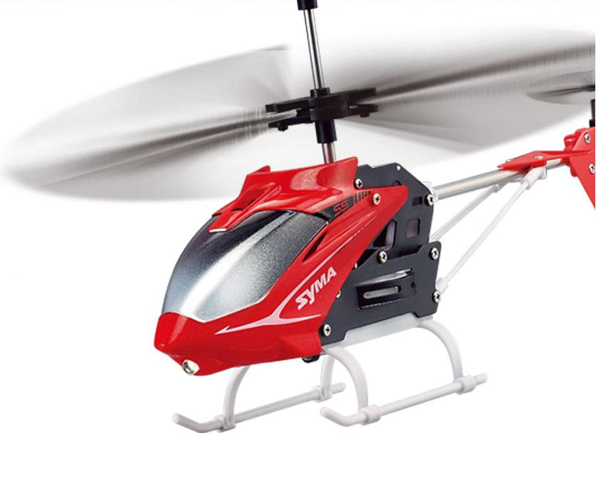 هلیکوپتر کنترلی s5 سایما