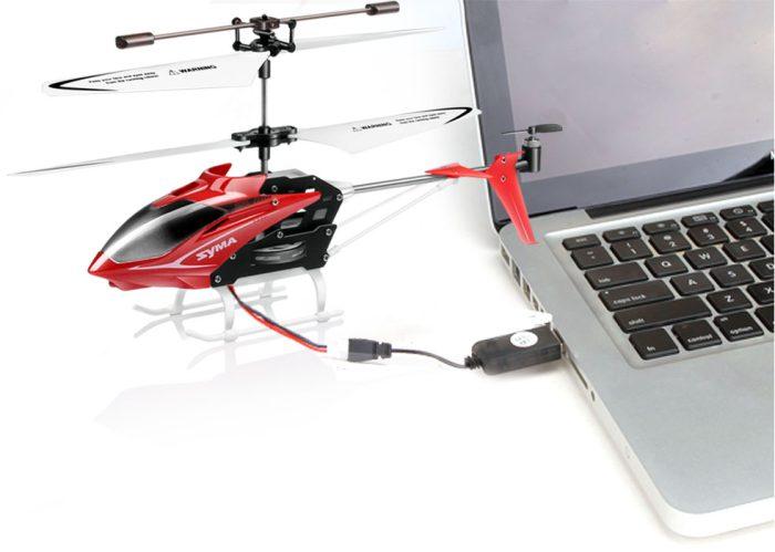 شارژر هلیکوپتر کنترلی s5 سایما