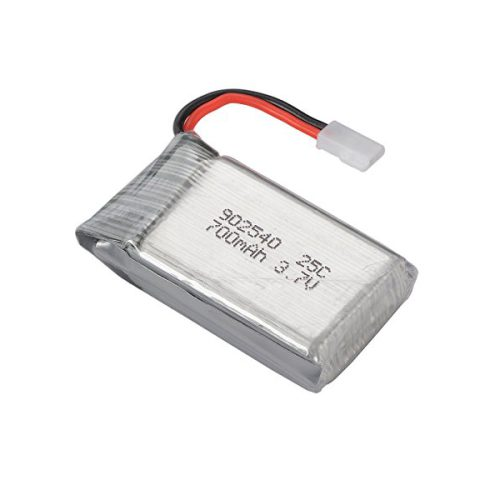 باتری لیتیومی ۳.۷ ولت ۷۰۰ میلی آمپر سایما