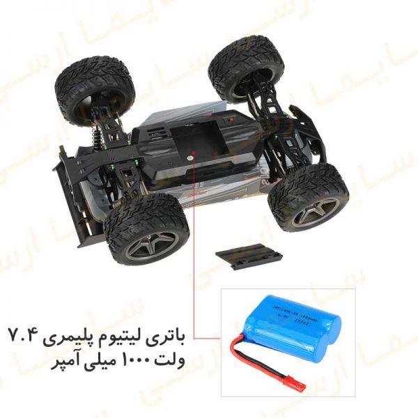 باتری ماشین کنترلی a333