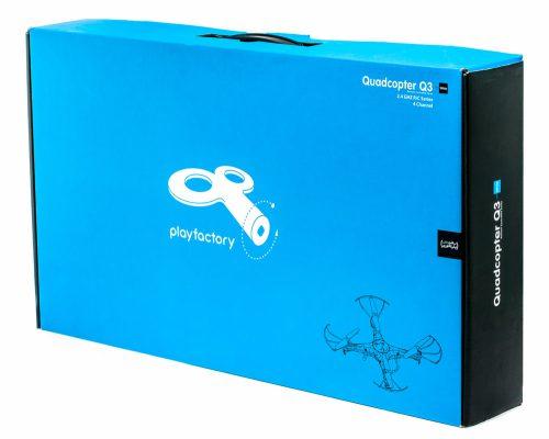 جعبه کوادکوپتر q3