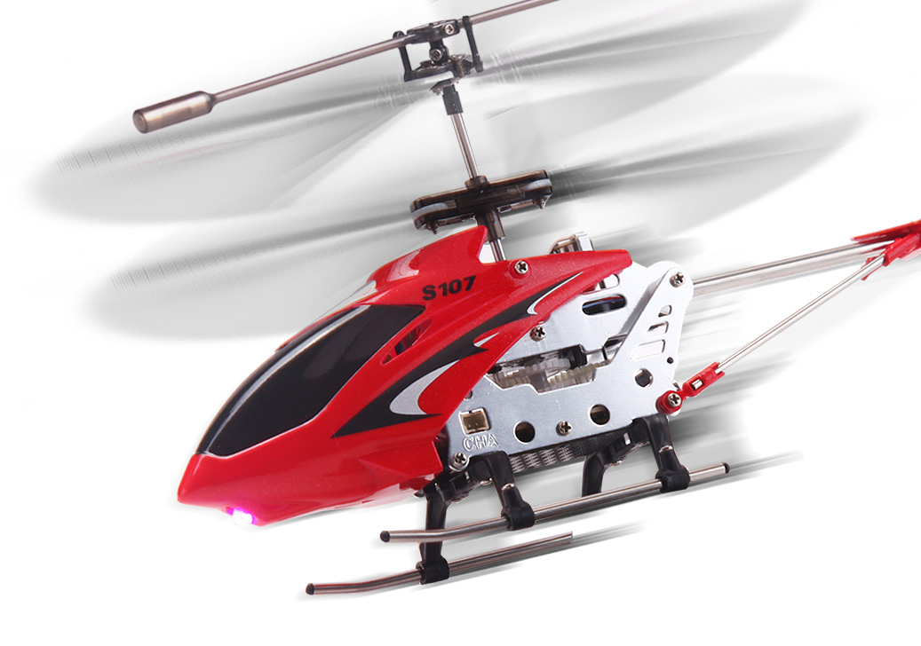 هلیکوپتر کنترلی سایما s107G