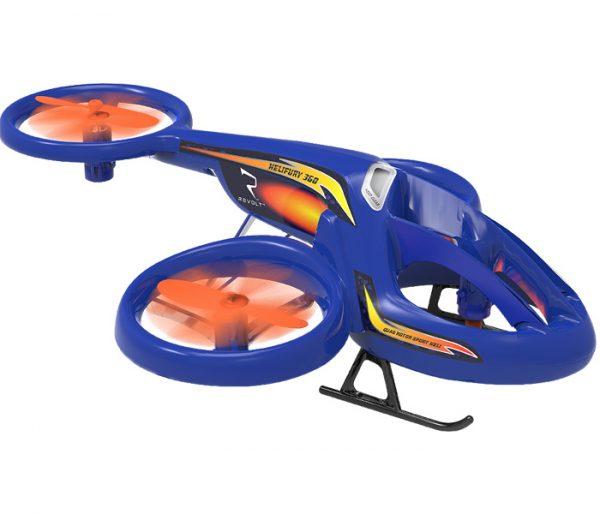 کوادروتور بدون سرنشین با چرخش 360 درجه ای و حرکات سه بعدی سایما TF1001