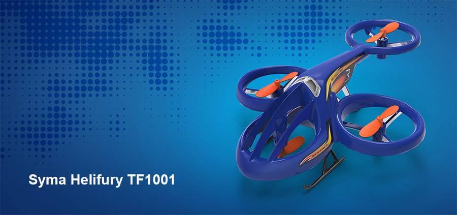 قیمت کوادکوپتر سایما Syma Helifury TF1001