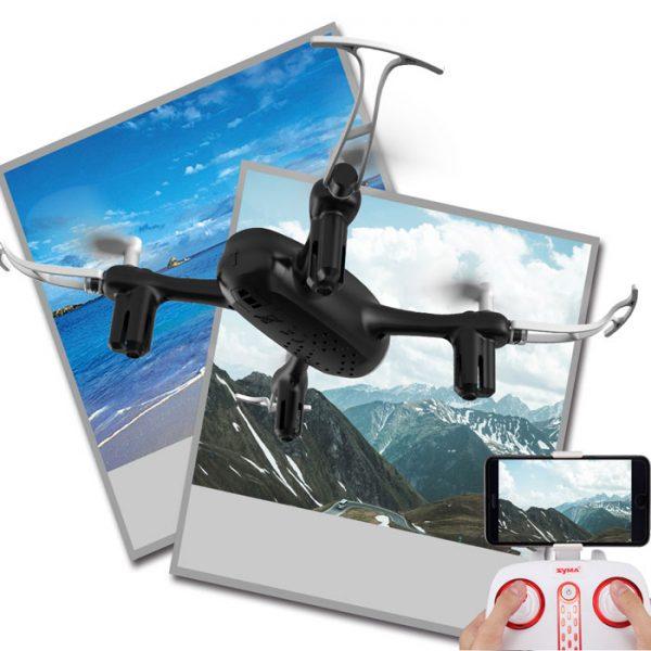 پروازی آسوده و راحت با کوادکوپتر دوربین دار سایما syma x22sw