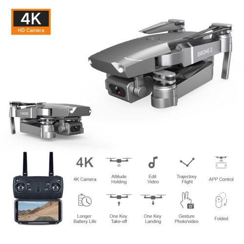 خرید کوادکوپتر drone E69 4k   مشخصات هلی شات drone E69 4k   قیمت خرید کوادکوپتر E69 4k