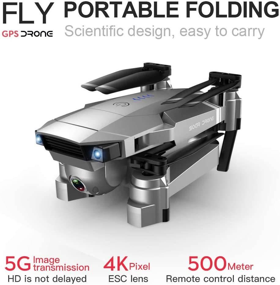 کواد کوپتر SG907 Smart